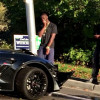 Seattle Seahawks' Fred Jackson Crashes His Car