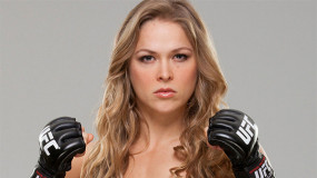 The Ring Magazine Features Ronda Rousey On Its Cover