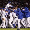 Cubs Advance To NLCS