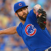 Cubs Fan Shaves Picture of Arrieta On His Head