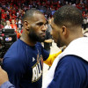 LeBron Is Ready for Tristan Thompson and Cavs to End Contract Madness