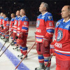 Vladimir Putin Spent His Birthday Playing Hockey