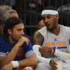 Melo Doesn't Hate Teammate Sasha Vujacic Anymore