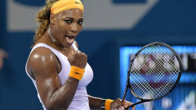 Serena Williams Chases Down Thief