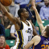 Alec Burks Delivered The Dunk Of The Night On Jon Leuer