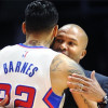 Matt Barnes Suspended 2 Games for Altercation With Derek Fisher