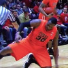 Oregon State Jarmal Reid Ejected For Tripping Referee (Video)