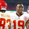 Jeremy Maclin Dealing With High Ankle Sprain