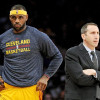 David Blatt's People Apparently Think LeBron James Was Responsible for His Dismissal