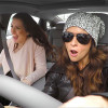 Danica Patrick Goes Undercover as Lyft Driver