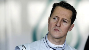 Former Ferrari Chairman Says Schumacher is 'Not Good'