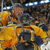 Mike Fisher Ends Longest Game in Predators History in Triple OT (Video)