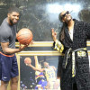 P.K. Subban and Snoop Dogg Shoot Hoops for Charity