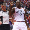 Bismack Biyombo Didn't Get Dikembe Mutombo's Permission to Use Finger Wag