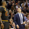 Cavs Coach Tyronn Lue Once Told LeBron James to 'Shut the Bleep Up'