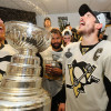 "Penguins Sing ""We Are The Champions"" with Cuba Gooding Jr"