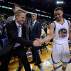 Warriors Coach Steve Kerr 'Happy' Stephen Curry Threw His Mouthpiece in Game 6 Loss to Cavs
