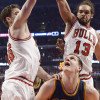 Warriors' Plan B to Kevin Durant Includes Joakim Noah, Pau Gasol, Timofey Mozgov