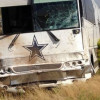 Dallas Cowboys Bus Involved in Fatal Crash
