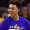 Watch: Nick Young Almost Blows Off His Shooting Hand