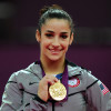 Olympic Medalist Aly Raisman Agrees to Date Raiders Tight End Colton Underwood
