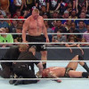 WWE SummerSalm Off Script? Brock Lesnar Goes Nuts on Randy Orton