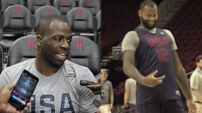 Draymond Green Trolled by Team USA Teammates Over Penis Photo