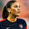 Hope Solo Breaks Down After News of Her Suspension (Video)