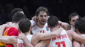 A Calf Injury May Keep Pau Gasol Out of Spain's Olympics Semifinals Matchup with Team USA