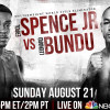 Errol Spence Jr. Does it Again