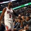 Dwyane Wade Maintains He Isn't Angry with Pat Riley or the Miami Heat