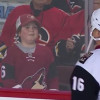 Max Domi 'Tries' to Give Puck to Young Fan