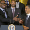LeBron Thanks President Obama