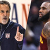 John Tortorella on a LeBron Hockey Crossover: 'Not a chance'