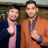 Manny Pacquiao vs. Amir Khan