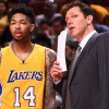 Lakers Head Coach Luke Walton Wants Rookie Brandon Ingram to be Vocal Leader