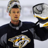 Pekka Rinne Thinks Preds Can Beat Anybody