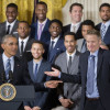 Warriors Unanimously Voting Not to Visit White House