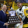 Crosby Wins 2nd Straight Conn Smythe Trophy