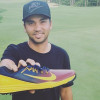 Jason Day Rocks Cavaliers Inspired Shoes