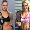 Charlotte Flair Wants to be Ronda Rousey's 1st WWE Opponent
