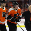 Nolan Patrick Leaves Game with Apparent Head Injury
