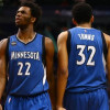 Andrew Wiggins Didn't Call Glass on Game-Winner vs. Thunder—But Karl-Anthony Towns Says He Called Game
