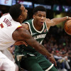 Giannis Antetokounmpo Downplays Yelling Expletives at Milwaukee Bucks Assistant Sean Sweeney
