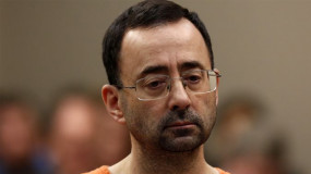Former USA Gymnastics Dr. Nassar Sentenced to up to 175 years in Prison
