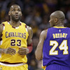 If Kobe Bryant Were All-Star Captain, He'd Pick LeBron James Over Shaquille O'Neal