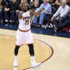 LeBron James Would Like the Chance to Play with His Son in NBA