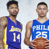 Some NBA Execs Think Lakers' Brandon Ingram will be Better Than 76ers' Ben Simmons