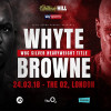 Dillian Whyte vs. Lucas Browne