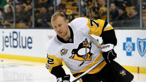 Penguins' Patric Hornqvist Will Miss Game 4